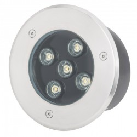 Foco de LEDs IP67 para Empotrar 5W 475Lm 30.000H