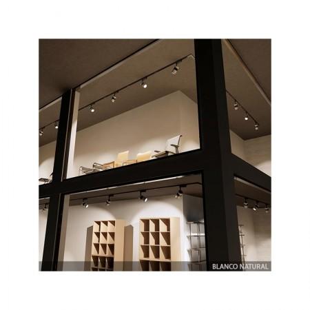 Aplique Mini de Pared 2 LEDs 2W 180Lm 30.000H