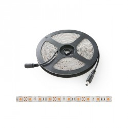 Tira de 300 LEDs SMD5050 12VDC 60W IP65 Color Rosa